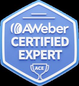 AWeber Expert Badge | Physis Publishing